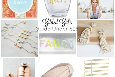Gilded Gal's Guide to Everything Under $100