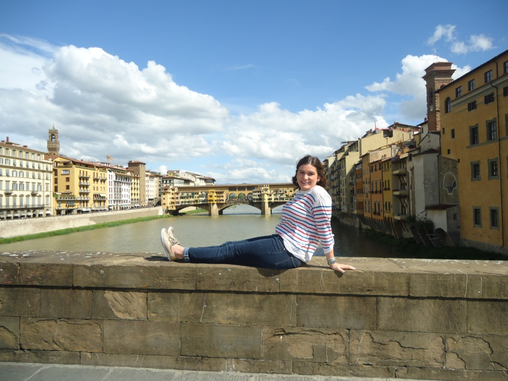 Study abroad | Ponte Vecchio, Florence, Italy