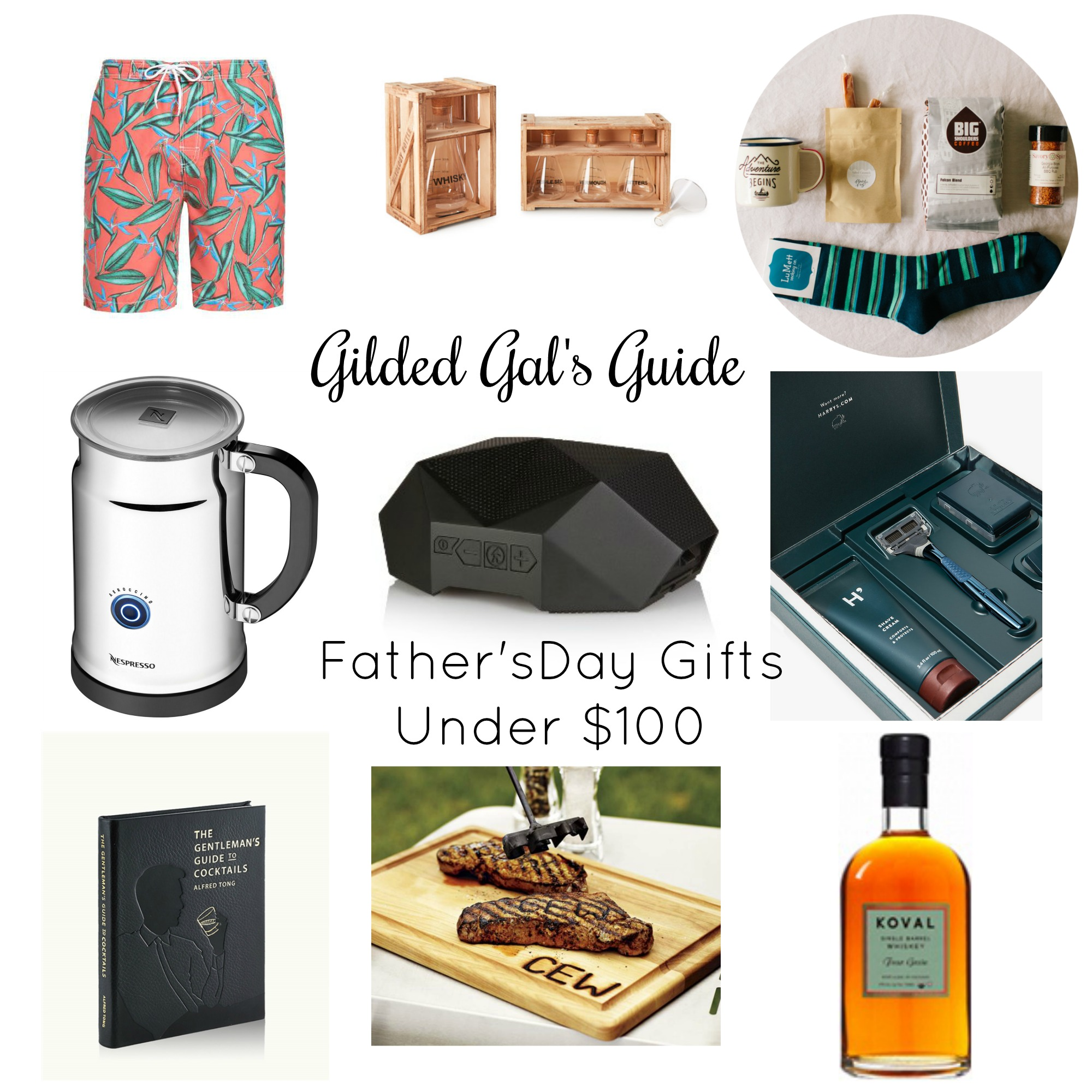 Over 100 Fathers Day Gift Ideas