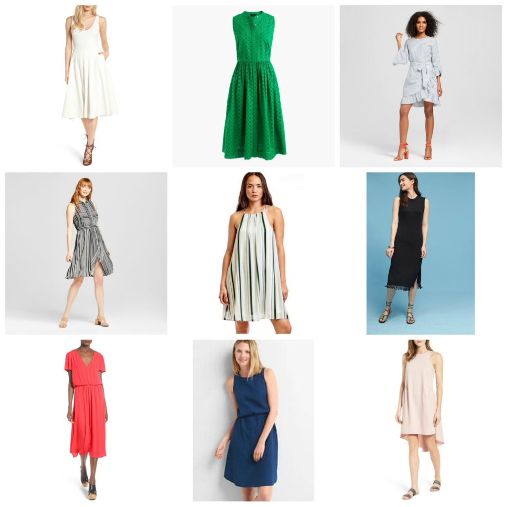 summer dress under $100 | dresses for work and play