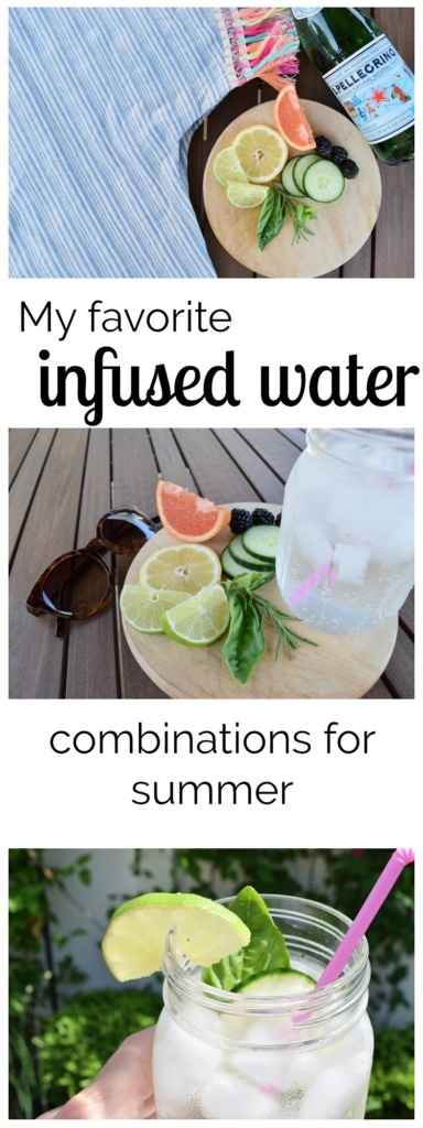 Infused water | infused water recipes | infused water combinations for summer