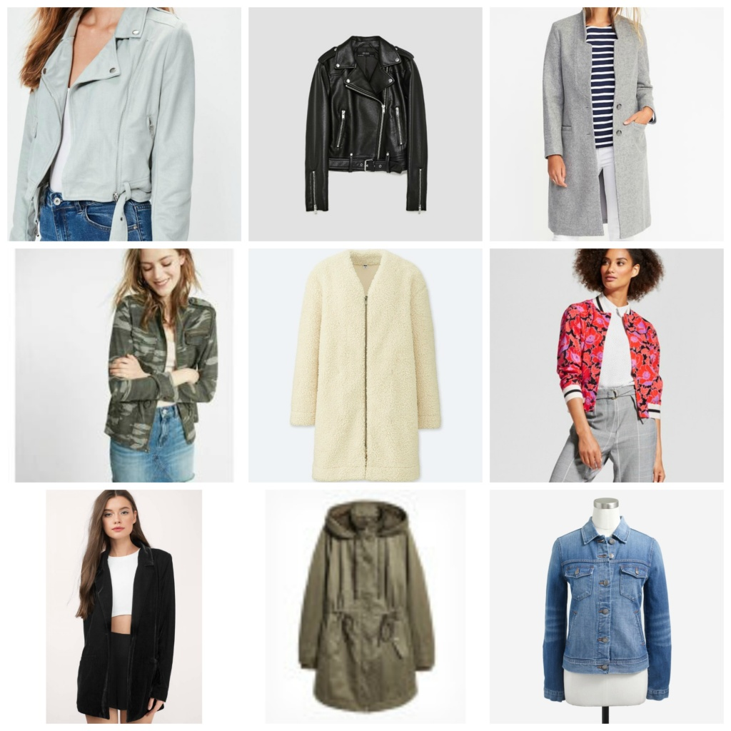 stylish fall jackets under 100