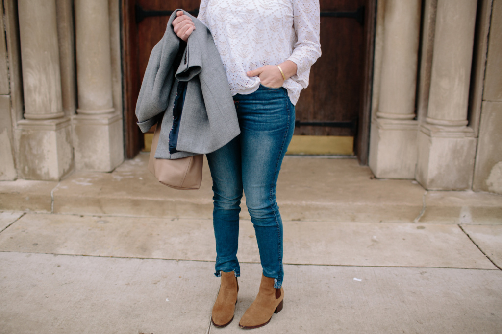 9 eyelet pieces for spring_madewell